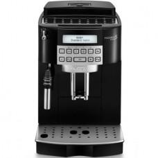 Espressor automat DeLonghi Magnifica 22.320 B, 1450W, 15 bar, 1.8 l, 13 setari, Display LCD, Negru