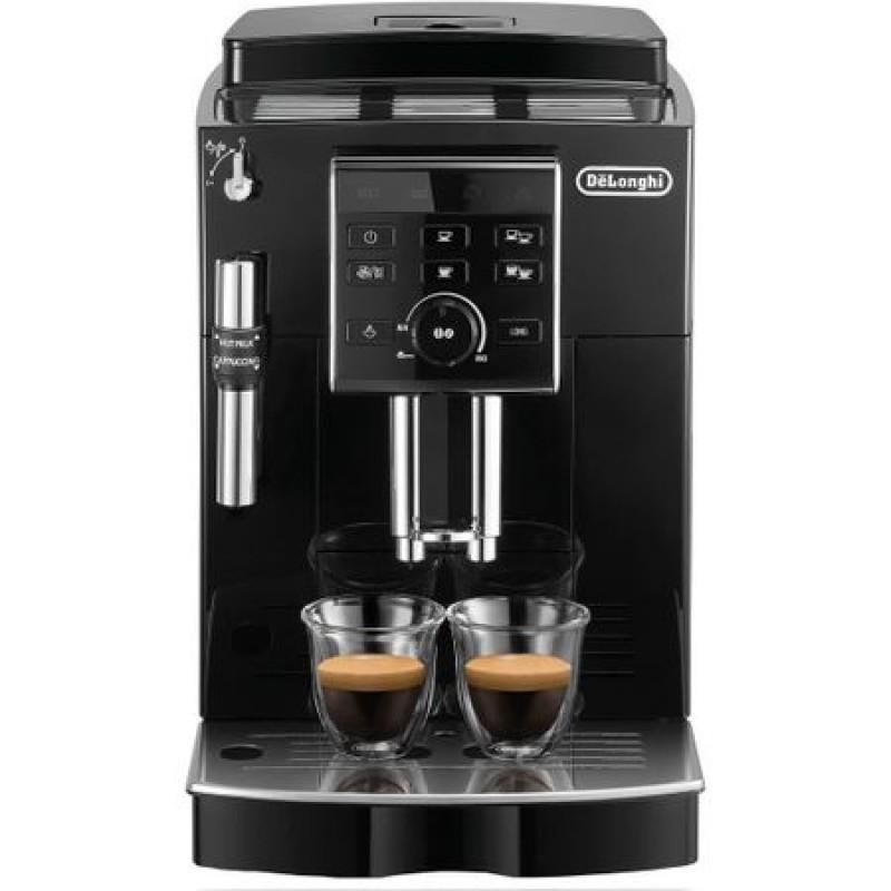 Espressor automat DeLonghi ECAM23.120.B, 1450 W, 1.8 L, 15 bar, Negru