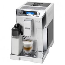 Espressor automat DeLonghi ECAM 45.760 ELETTA, 1450 W, 15 bar, Alb