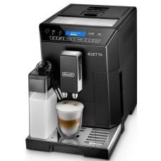 Espressor de cafea automat DeLonghi Eletta ECAM 44.660.B, 1450W, 2L, 15 bar, 400gr, Negru