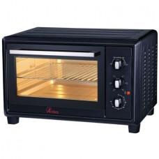 Cuptor Electric Ardes AR6240, 40 L, 1500 W 6 functii de coacere, grill, timer, 90 - 230 grade, iluminat, Negru