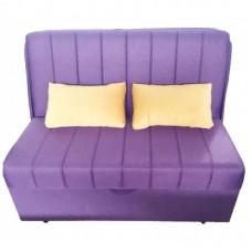 Canapea Pek 2 Locuri Extensibila Smart Living, Violet Studio Casa