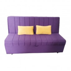 Canapea Pek 3 Locuri Extensibila Smart Living, Violet, Studio Casa