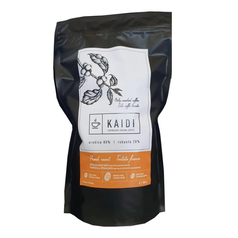 Cafea boabe Kaidi, 1000 gr