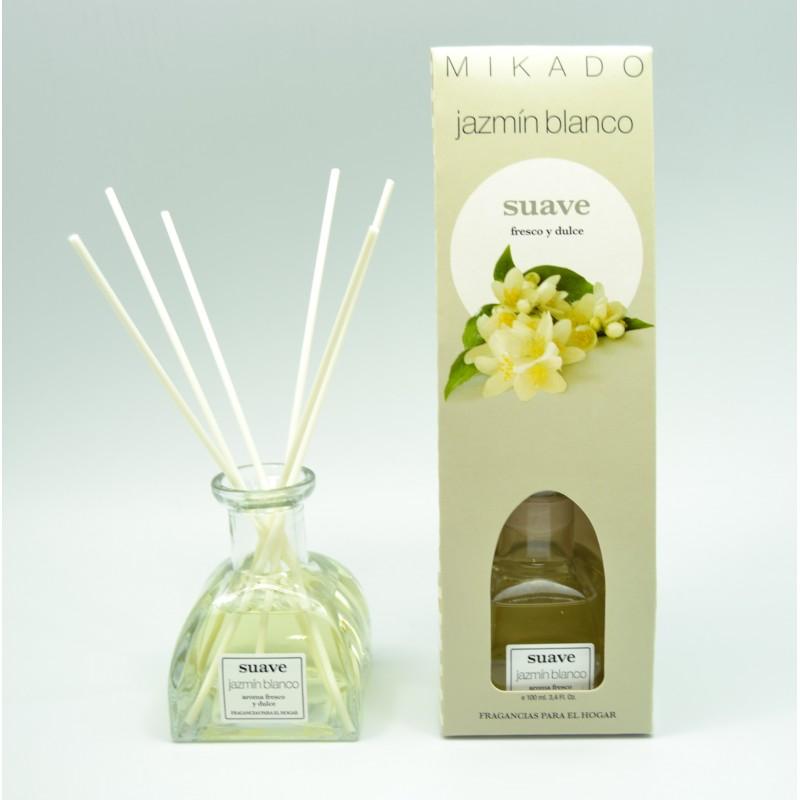 Apa De Parfum Camera,Jazmin Blanco,100ML , Mikado