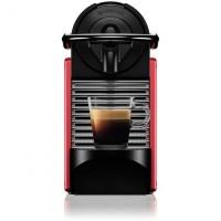 Espressor DeLonghi Nespresso EN124.R Pixie Carmine, 19 bar, 1260 w, 0,7l, Rosu