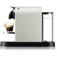 Espressor DeLonghi Nespresso EN167.W CitiZ, 19 bar, 1260 W, 1 L, Alb